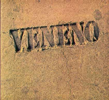 portada del album Veneno
