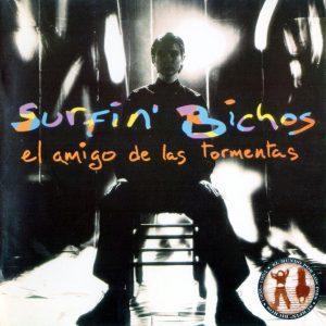 portada del disco El Amigo de las Tormentas (reedición)