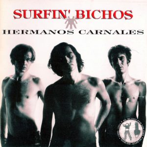 portada del disco Hermanos Carnales (reedición)