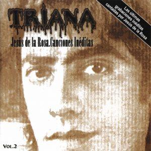 portada del album Canciones Inéditas