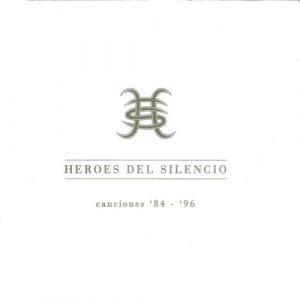 portada del disco Canciones '84-'96