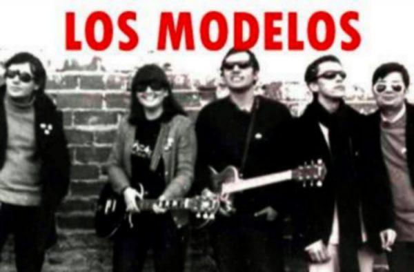 foto del grupo imagen del grupo Los Modelos