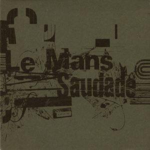 portada del album Saudade