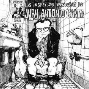 portada del disco Las Increíbles Aventuras de Juan Antonio Canta