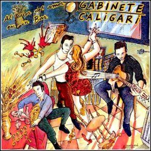 portada del disco Al Calor del Amor en un Bar