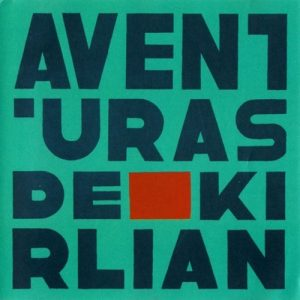 portada del disco Aventuras de Kirlian
