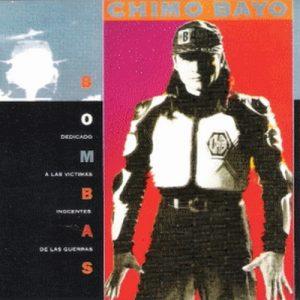 portada del disco Bombas Bombas