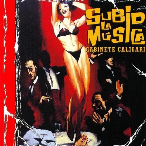 portada del album Subid la Música