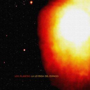 portada del album La Leyenda del Espacio