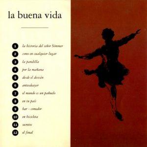 portada del album La Buena Vida