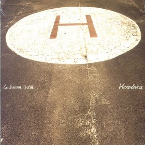 portada del disco Harmónica