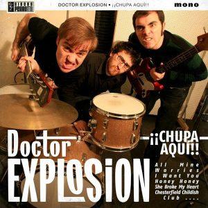 portada del album ¡¡Chupa Aquí!!