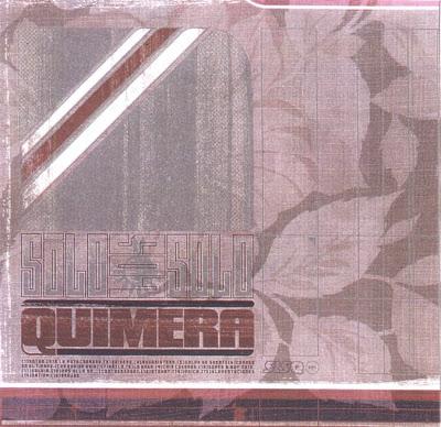 portada del album Quimera