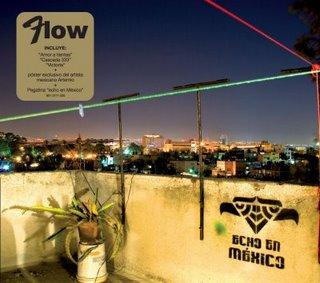 portada del album Echo en México