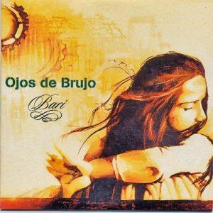 portada del disco Barí