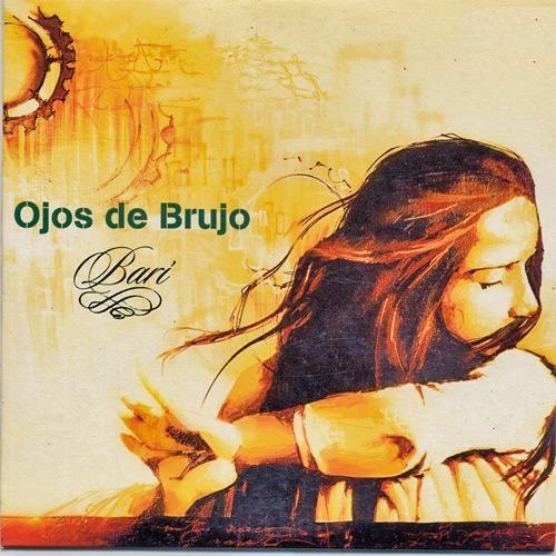 portada del album Barí (edición vinilo)
