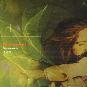 portada del disco Barí: Remezclas de la Casa