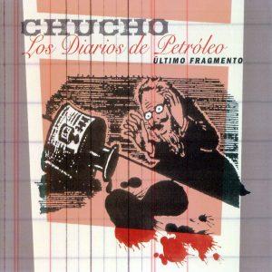portada del disco Los Diarios de Petróleo (Último Fragmento)