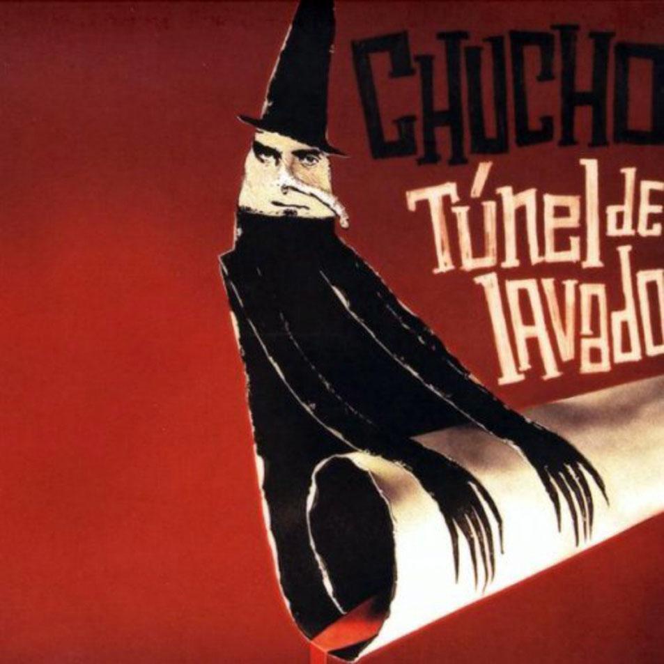 portada del album Túnel de Lavado
