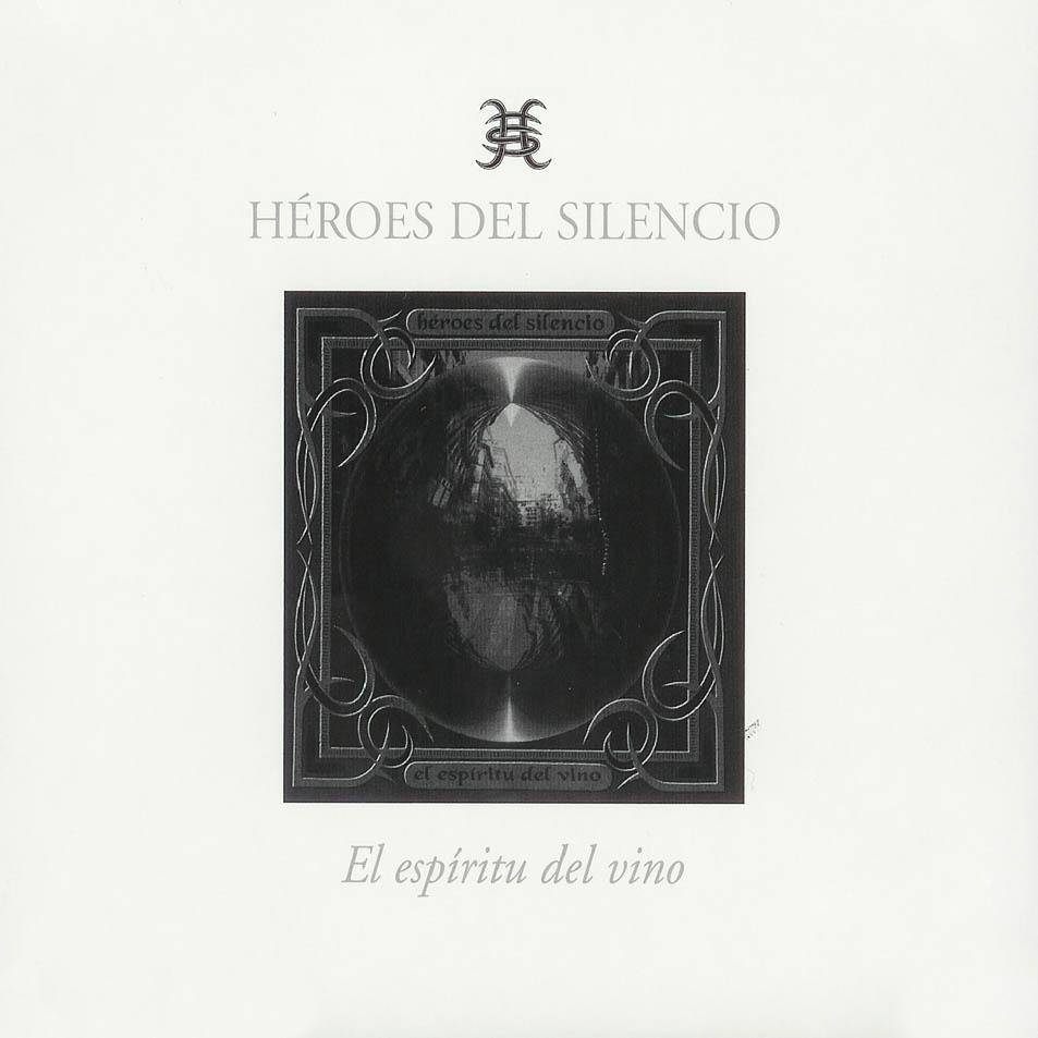 portada del album El Espíritu del Vino (edición especial)
