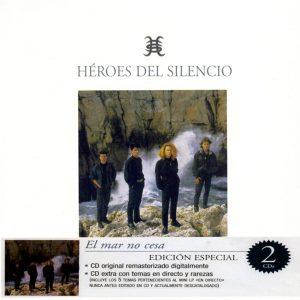 portada del disco El Mar no Cesa (edición especial)