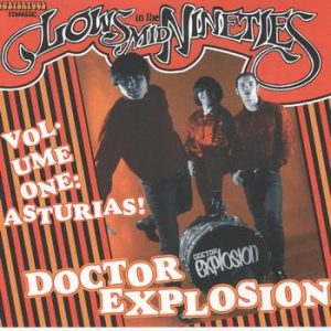 portada del disco Lows in the Mid Nineties - Volume One: Asturias!