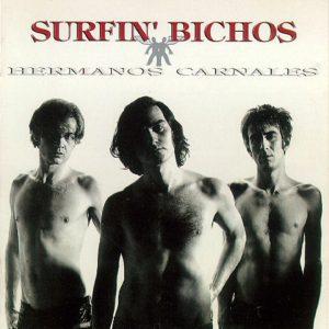 portada del disco Hermanos Carnales
