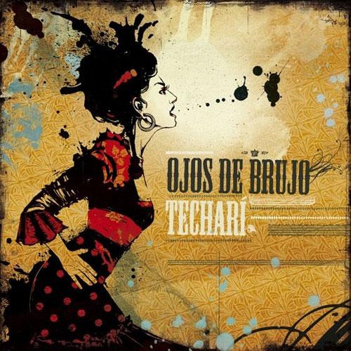 portada del album Techarí