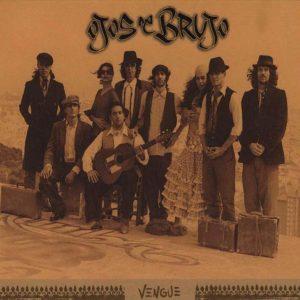 portada del disco Vengue