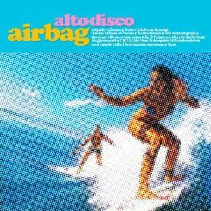 portada del disco Alto Disco