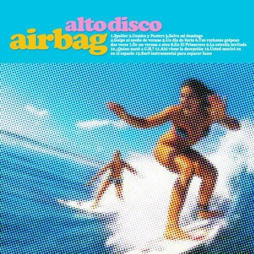 portada del album Alto Disco