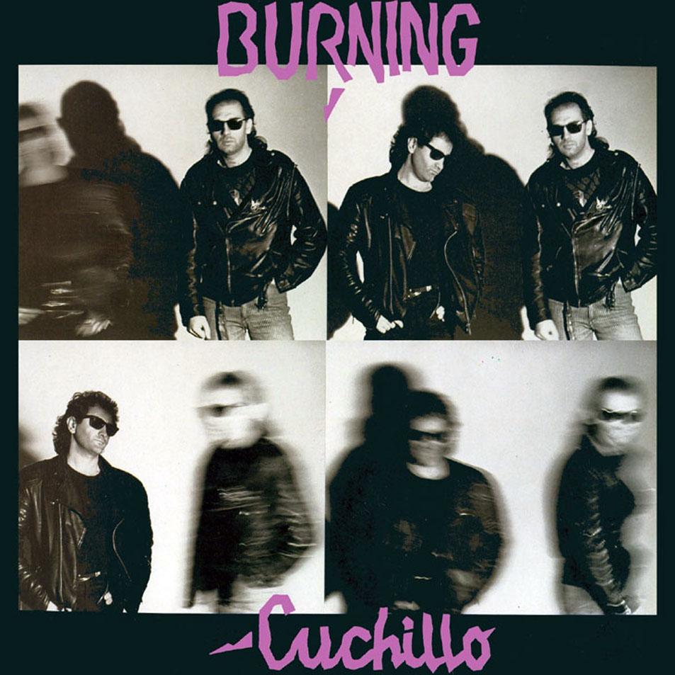 portada del album Cuchillo