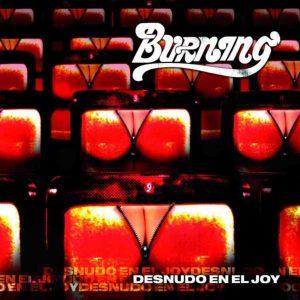 portada del disco Desnudo en el Joy