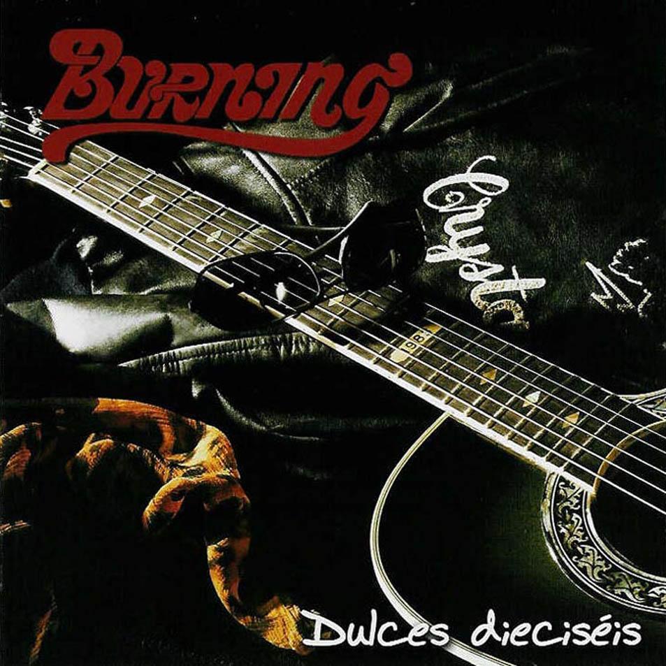 portada del album Dulces Dieciséis