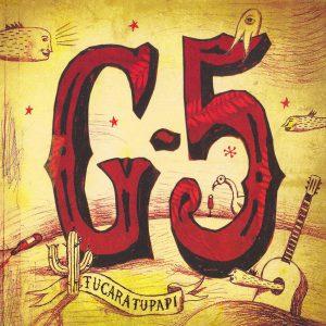 portada del disco Tucaratupapi