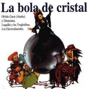 portada del disco La Bola de Cristal