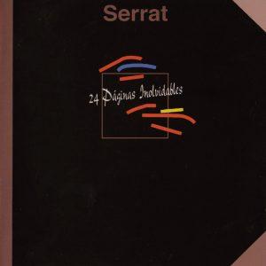portada del disco 24 Páginas Inolvidables