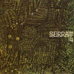 portada del disco Serrat 4