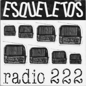 portada del disco Radio 222