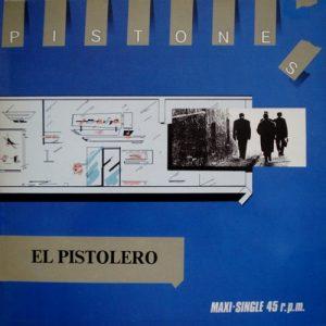 portada del disco El Pistolero