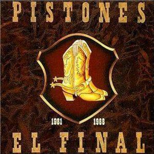 portada del disco 1981-1988 El Final