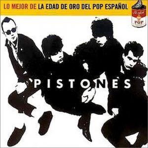 portada del disco Pistones