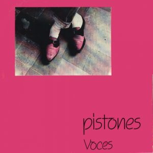 portada del disco Voces