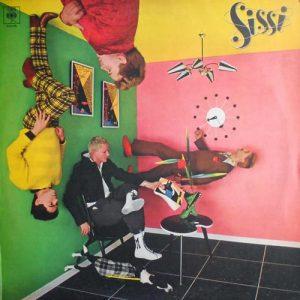 portada del disco Sissi