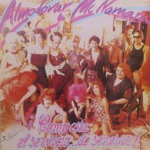 portada del disco ¡Como Está el Servicio... de Señoras! (reedición)