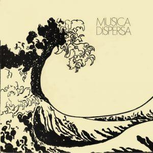 portada del disco Música Dispersa
