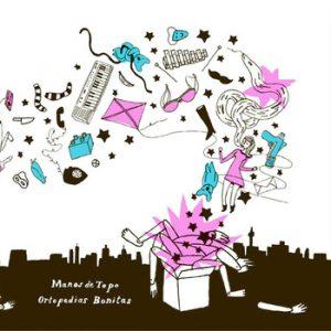 portada del disco Ortopedias Bonitas