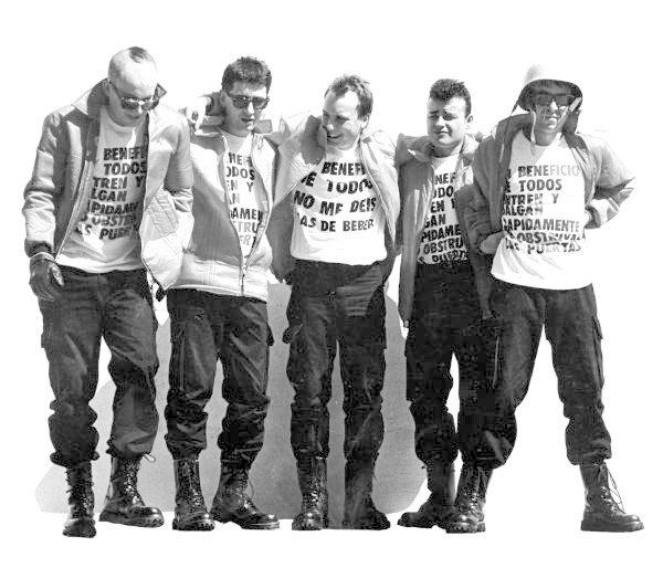 foto del grupo imagen del grupo Siniestro Total