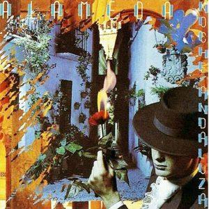 portada del disco Noche Andaluza