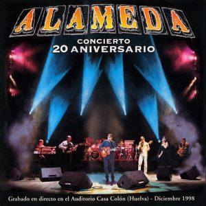 portada del disco Concierto 20 Aniversario